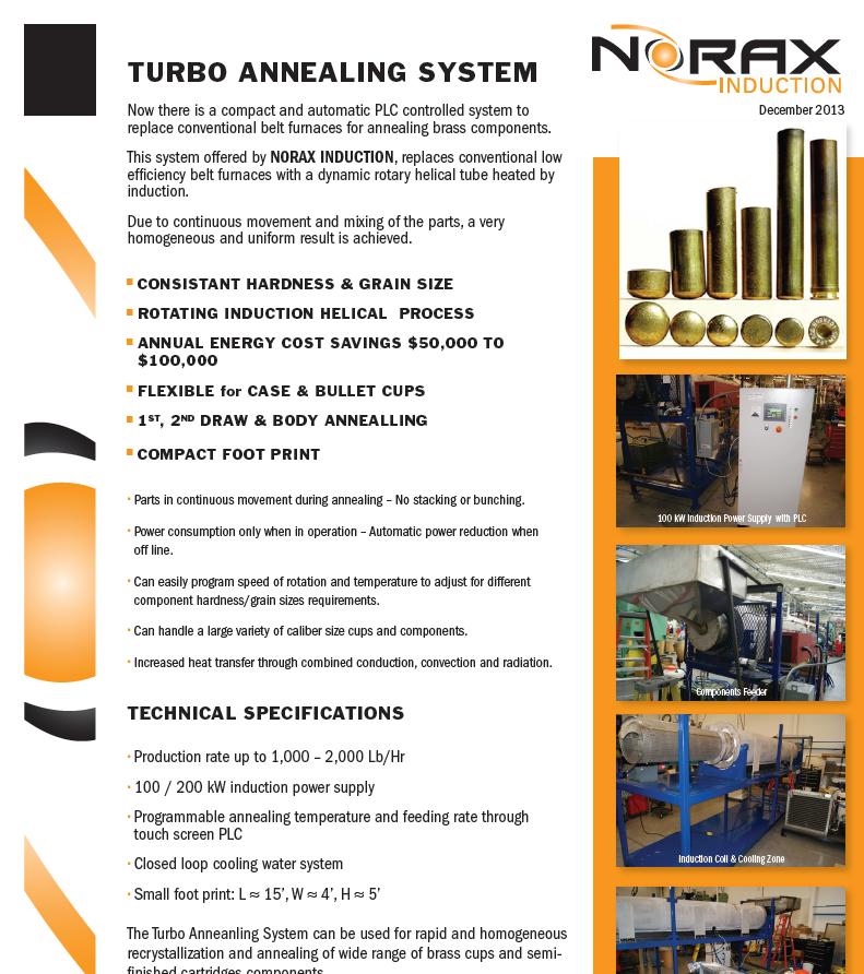 TurboAnnealingSystem