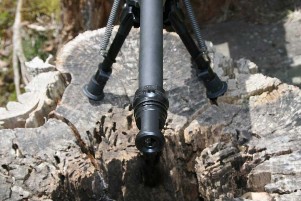 Remington MLR 338 RACS