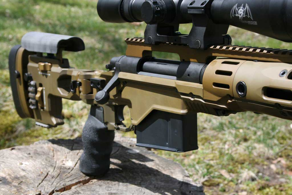 Remington MLR 338 RACS